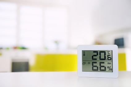 Luftfeuchtigkeit Messgerät