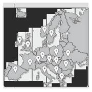 Wohnraumlüftung mit Wärmerückgewinnung. Deutschland, Schweiz, Österreich...
