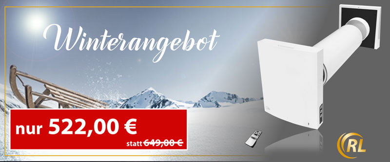 Winterangebot RL 50RVS
