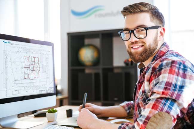 Planungsservice für Wohnraumbeluftung